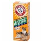 ARM & HAMMER 貓砂盤防黏除臭粉 30oz (15027) 貓咪日常用品 貓砂盤用消臭用品 寵物用品速遞
