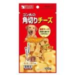 狗小食-日本Sunrise-狗小食-北海道牛乳使用-芝士切粒零食-100g-SUNRISE-寵物用品速遞