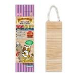 貓咪玩具-日本MARUKAN-木製雙面貓抓板-2倍抓力-一個入-貓貓-寵物用品速遞
