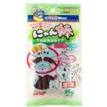 貓小食-日本CattyMan-下部尿道健康肉條-鰹魚及雞肝味-35g-CattyMan-寵物用品速遞