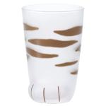 日本ADERIA 石塚硝子 貓腳杯 母貓虎斑 330ml (6680) 酒品配件 Accessories 酒杯/玻璃杯 清酒十四代獺祭專家