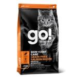 GO-SOLUTIONS-護膚美毛系列-無穀物三文魚貓糧-8lb-1302954-GO-寵物用品速遞