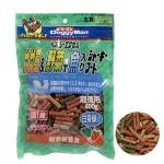 日本DoggyMan 白身魚野菜切條 400g 狗小食 DoggyMan 寵物用品速遞