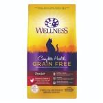 WELLNESS Complete Health 無穀物老貓專用配方5lb8oz (9227) 貓糧 WELLNESS 寵物用品速遞