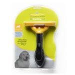 狗狗清潔美容用品-FOBnimarut-大型長毛犬-排針梳毛刷-適合22-40kg-皮膚毛髮護理-寵物用品速遞