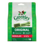 狗小食-Greenies-潔齒骨-標準犬用-18支-18oz-10197550-Greenies-寵物用品速遞
