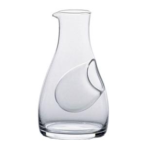 日本德利 凹洞冷酒酒瓶 61278 一個入 550ml 酒品配件 Accessories 分酒瓶 清酒十四代獺祭專家
