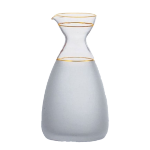 日本德利 金線冷酒酒瓶 61007-478 一個入 220ml 酒品配件 Accessories 分酒瓶 清酒十四代獺祭專家