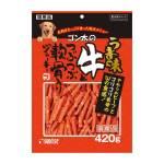 狗小食-日本Sunrise-狗小食-蔬菜牛肉軟骨幼條零食-420g-SUNRISE-寵物用品速遞