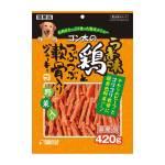 狗小食-日本Sunrise-狗小食-蔬菜雞肉軟骨幼條零食-420g-SUNRISE-寵物用品速遞