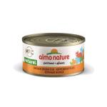 Almo Nature HFC 天然貓罐頭 雞髀 70g (9017) 貓罐頭 貓濕糧 Almo Nature 寵物用品速遞