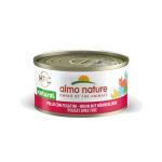Almo Nature HFC 天然貓罐頭 雞肉+雞肝 70g (9413) 貓罐頭 貓濕糧 Almo Nature 寵物用品速遞