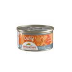 Almo Nature Daily 慕絲主食成貓罐頭 鱘龍魚 85g (146) 貓罐頭 貓濕糧 Almo Nature 寵物用品速遞