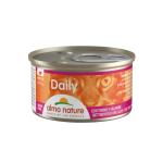 Almo Nature Daily 慕絲主食成貓罐頭 吞拿魚+三文魚 Tuna Salmon 85g (149) 貓罐頭 貓濕糧 Almo Nature 寵物用品速遞