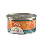 Almo Nature Daily 慕絲主食成貓罐頭 吞拿魚+雞肉 85g (148) 貓罐頭 貓濕糧 Almo Nature 寵物用品速遞