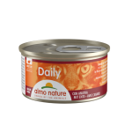 Almo Nature Daily 慕絲主食成貓罐頭 鴨肉 Duck 85g (156) 貓罐頭 貓濕糧 Almo Nature 寵物用品速遞