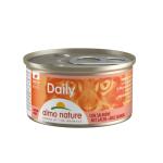 Almo Nature Daily 慕絲主食成貓罐頭 三文魚 Salmon 85g (158) 貓罐頭 貓濕糧 Almo Nature 寵物用品速遞