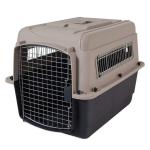 貓咪日常用品-美國Petmate-健力時款運輸飛機籠-中碼-21947-其他-寵物用品速遞