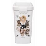 貓犬用日常用品-日本THE-CAT-寵物糧桶-3-4kg-貓犬用-寵物用品速遞