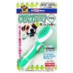 日本DoggyMan 狗狗潔齒磨牙咬咬玩具 青蘋果味 1個入 狗狗 狗狗玩具 寵物用品速遞