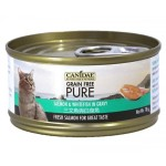 CANIDAE咖比-PURE-貓罐頭-三文魚及白身魚-70g-6184-CANIDAE-咖比-寵物用品速遞