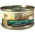 CANIDAE咖比-PURE-貓罐頭-雞絲及蝦仁-70g-6180-CANIDAE-咖比-寵物用品速遞