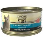 CANIDAE咖比-PURE-貓罐頭-白身吞拿魚-70g-6186-CANIDAE-咖比-寵物用品速遞