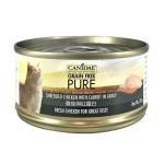 CANIDAE咖比-PURE-貓罐頭-雞絲及紅蘿白-70g-6188-CANIDAE-咖比-寵物用品速遞