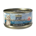 CANIDAE咖比-PURE-貓罐頭-白身吞拿魚及雞絲-70g-6196-CANIDAE-咖比-寵物用品速遞