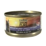 CANIDAE咖比-PURE-貓罐頭-沙丁魚-蝦仁及蟹肉-70g-6198-CANIDAE-咖比-寵物用品速遞