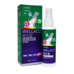 WELLACU 威治靈 除臭抗菌噴霧 100ml (988826) 貓犬用日常用品 其他 寵物用品速遞