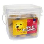 Little Kingdom 珍寶愛心餅 1kg (998818) 狗小食 Little Kingdom 寵物用品速遞