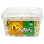 Little Kingdom 珍寶裝夾心餅 1kg (998815) 狗小食 Little Kingdom 寵物用品速遞