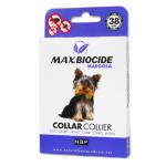 狗狗清潔美容用品-Max-Biocide-小型犬用驅蚤頸帶-38cm-NW924629-皮膚毛髮護理-寵物用品速遞