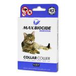 Max Biocide 貓用苦楝油驅蚤頸帶 42cm (NW924649) 貓咪清潔美容用品 皮膚毛髮護理 寵物用品速遞