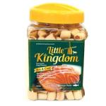 Little Kingdom 三文魚卷 900g (NKD98811) 狗小食 Little Kingdom 寵物用品速遞