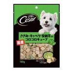 狗小食-Cesar-雜錦小食粒-雞肉-椰菜-蕃薯-100g-其他-寵物用品速遞