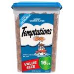 Temptations 夾心酥貓小食 三文魚 454g 限定品 (10162837) 貓小食 Temptations 寵物用品速遞