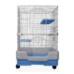 噴漆豪華貓籠 (65*43*95cm) (CH-95) 貓犬用日常用品 寵物籠 寵物用品速遞
