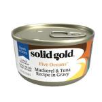 solidgold素力高-無穀物貓罐頭-鯖魚吞拿魚-3oz-SG508A-solidgold-素力高-寵物用品速遞