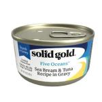 solidgold素力高-無穀物貓罐頭-鲷魚吞拿魚-3oz-SG510-solidgold-素力高-寵物用品速遞