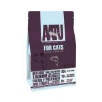 貓糧-AATU-全天然防敏貓糧-野生三文魚配方-3kg-ATSC3-AATU-寵物用品速遞