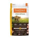 Instinct本能 無穀物雞肉貓糧 Original Grain-Free Recipe with Real Chicken 5lb (658559) 貓糧 Instinct 本能 寵物用品速遞