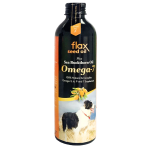 Fourflax Omega UP 天然亞麻籽油+沙棘果油 250ml (PP3792) 狗狗保健用品 營養保充劑 寵物用品速遞
