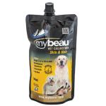 狗狗清潔美容用品-Mybeau-Skin-Hair-紐西蘭營養啫哩系列-皮毛護理配方-300ml-PP3527-皮膚毛髮護理-寵物用品速遞