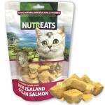 Nutreats 貓小食 紐西蘭凍乾三文魚肉 50g (PP8730) 貓小食 其他 寵物用品速遞