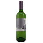 日本薩克酒莊 Dry Koshu 2019 750ml 紅酒 Red Wine 日本紅酒 清酒十四代獺祭專家