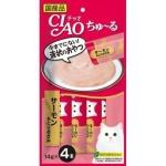 CIAO 貓零食 日本肉泥餐包 三文魚.雞肉醬 56g (SC-146) 貓小食 CIAO INABA 貓零食 寵物用品速遞