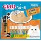 貓小食-日本CIAO-肉泥餐包-水分補給-金槍魚鰹魚肉醬-14g-20本袋裝-SC-265-CIAO-INABA