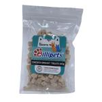 Billipets 凍乾小食 雞肉 80g (貓犬用) (71227) 貓犬用 貓犬用小食 寵物用品速遞